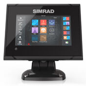 Simrad GO5 XSE Fishfinder Chartplotter With TotalScan Transducer And Insight USA