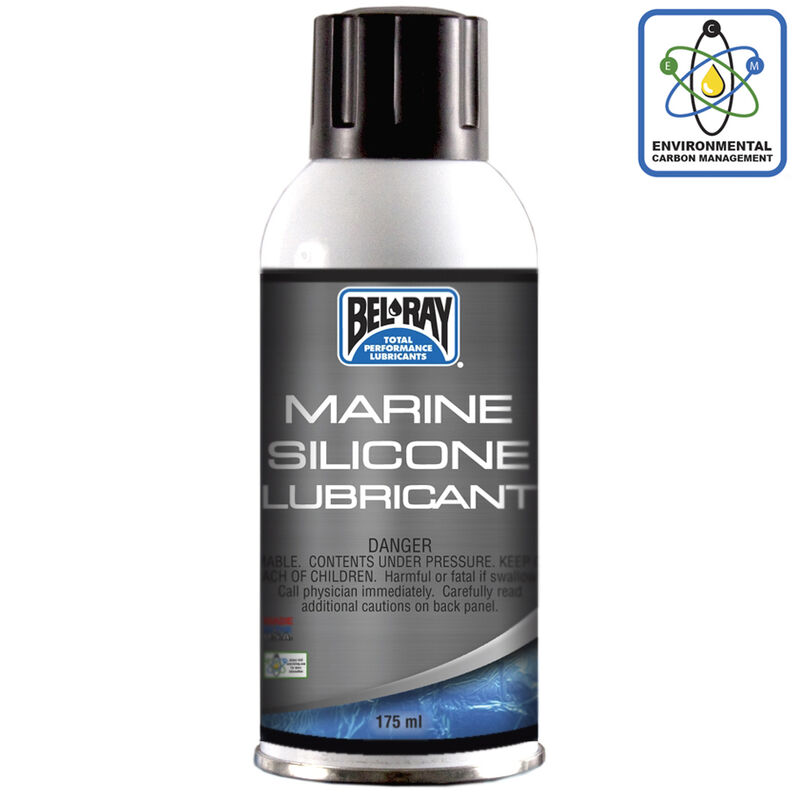 Bel-Ray Marine Silicone Lubricant, 175mL Aerosol Can image number 1