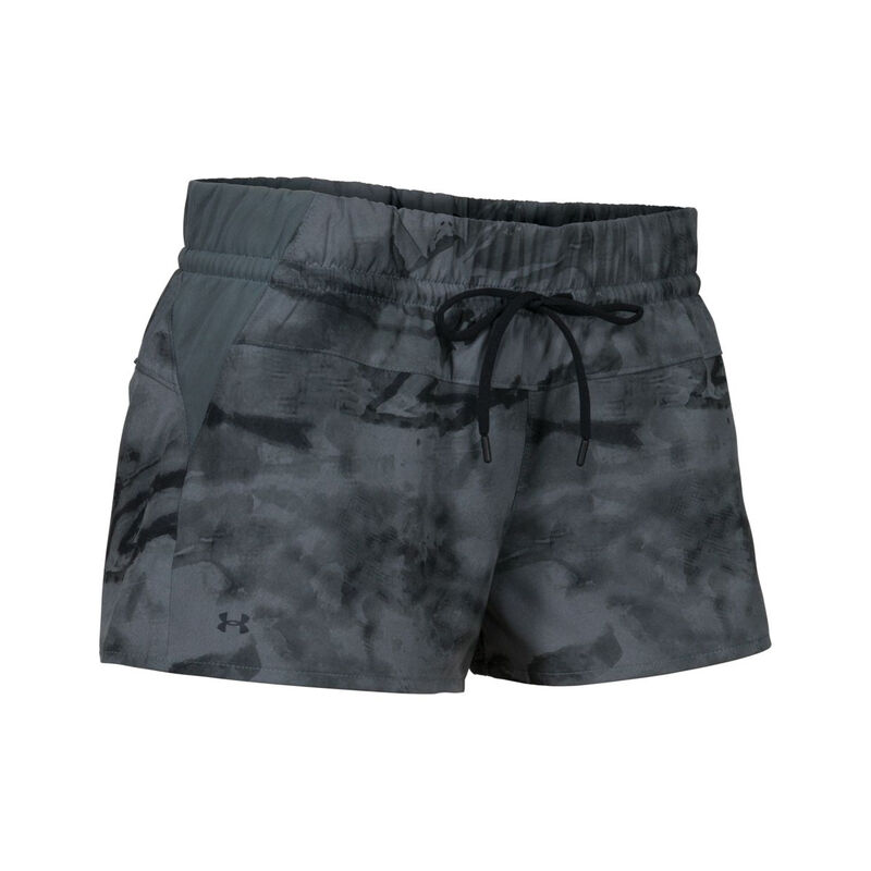 Under Armour Women's Fusion Printed Short image number 1