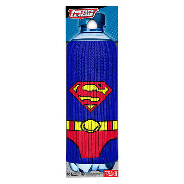 Freaker Superman Suit Beverage Insulator