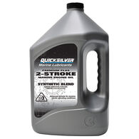 Quicksilver Premium Plus TC-W3 2-Stroke Engine Oil, Gallon