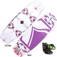Liquid Force Jett Wakeboard With Women's Transit Bindings