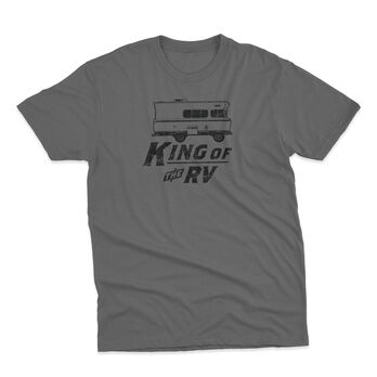 The Stacks Men's King Of The RV Short-Sleeve Tee
