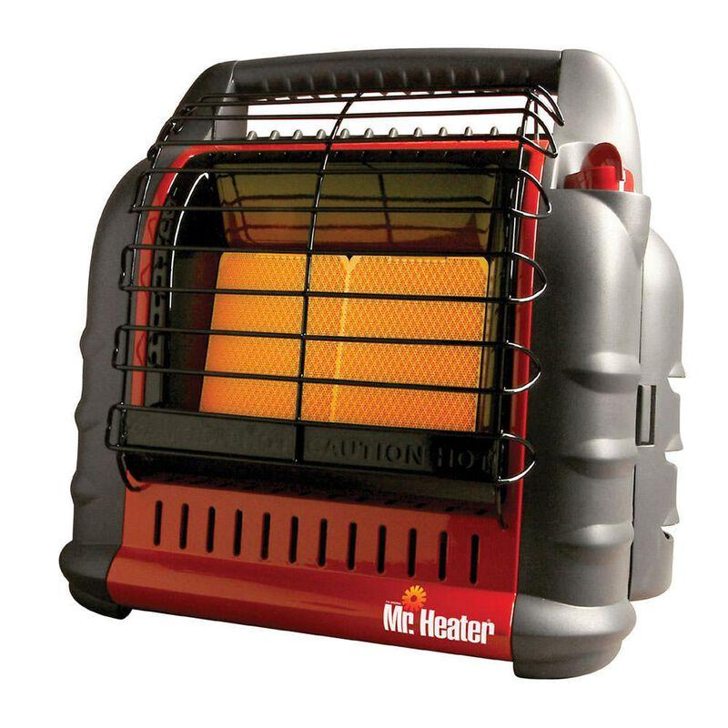 Mr. Heater Big Buddy Portable Indoor Propane Heater image number 1