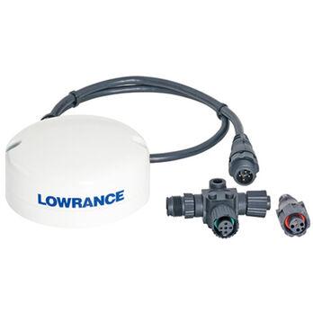 Lenco Auto Glide NMEA 2000 GPS Antenna / Receiver Kit