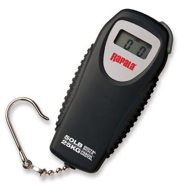 Rapala Floating Fish Gripper & Scale Combo
