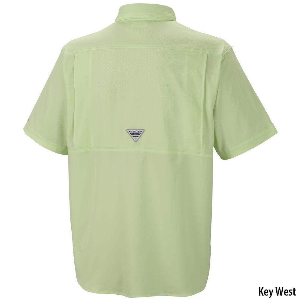51adedda62c Columbia Men's Low Drag Offshore PFG Short-Sleeve Fishing Shirt | Overton's