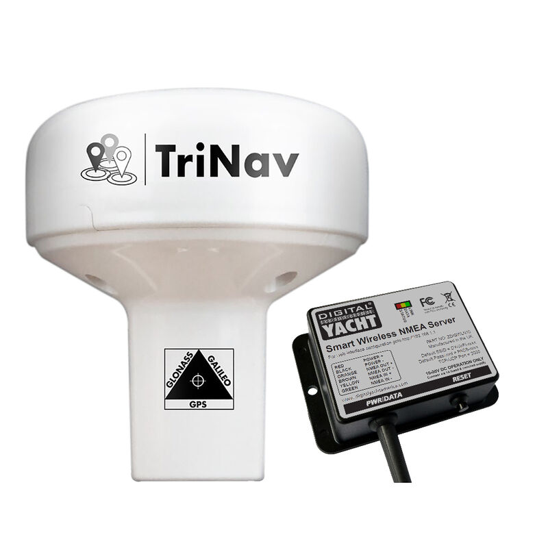 Digital Yacht GPS160 TriNav Sensor w/WLN10SM NMEA image number 1