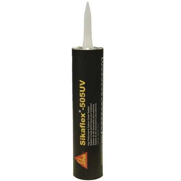 Sikaflex 505 UV Caulk - White