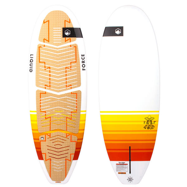 Liquid Force Guapo 5-2 size 5'2""
