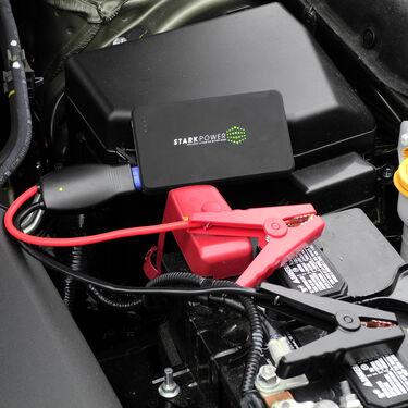 Stark Power JumpBox V6 Pro 400 Lithium Ion Emergency Battery Jump Starter