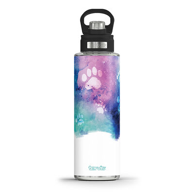 Tervis Paw Prints 40-oz. Stainless Steel Wide-Mouth Bottle