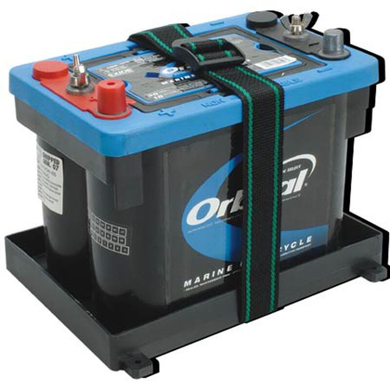 Large Battery Tray For 27 Series image number 1