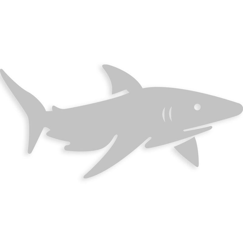 Shark Vinyl Decal image number 1