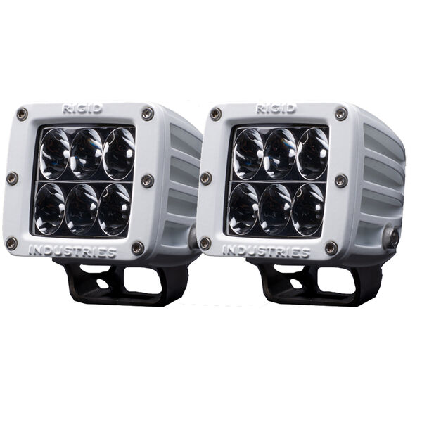 Rigid Industries M-Series Dually D2 Driving LED Lights, Pair