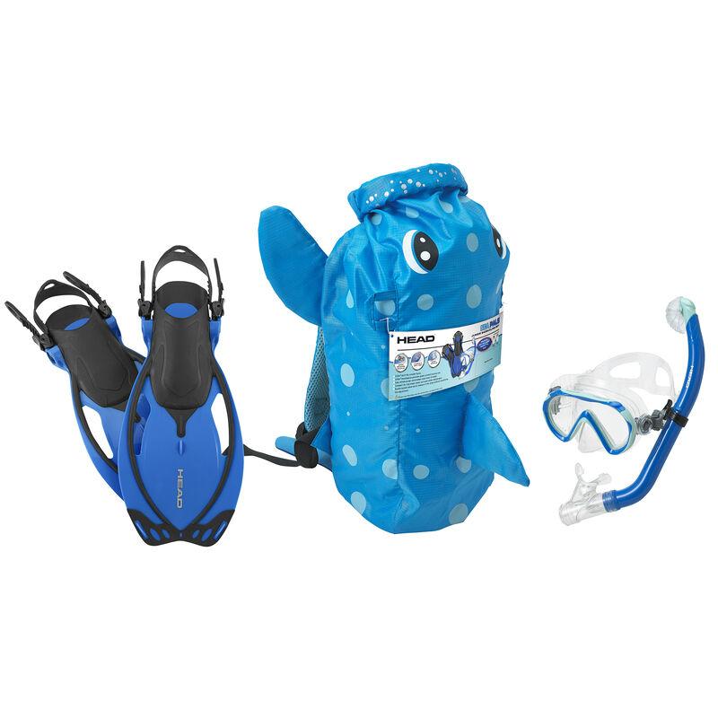 Head Sea Pals Junior Snorkeling Set image number 2