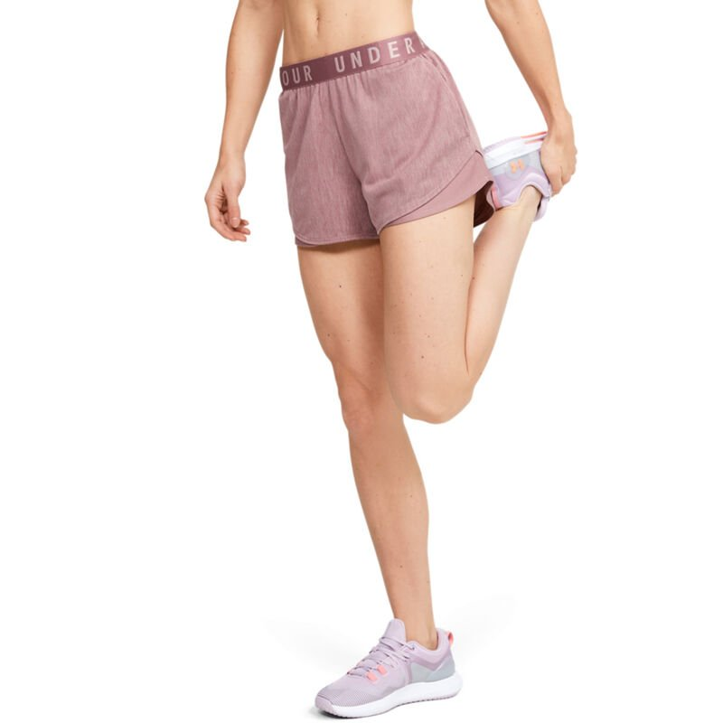 Under Armour Women's Play Up 3.0 Twist Short image number 9