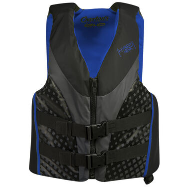 Overton's Men's Big And Tall Hybrid-Tech Life Jacket