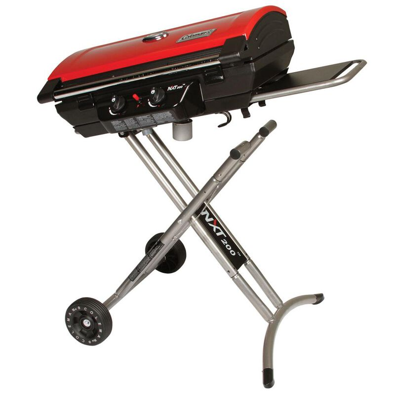 Coleman NXT 200 Portable Grill image number 9