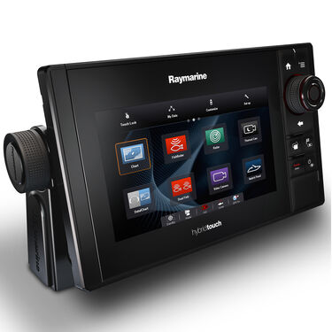 """Raymarine eS78 7"""" MFD Combo With US LNC Vector Charts And CHIRP/DownVision Sonar"""