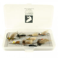 Kingfisher Clear Poly Fly Box with Slot Foam Liner