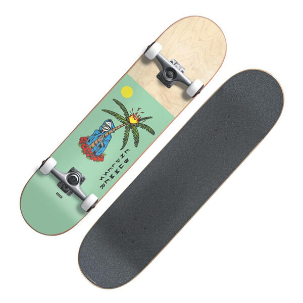 Globe Endless Bummer Mid Skateboard