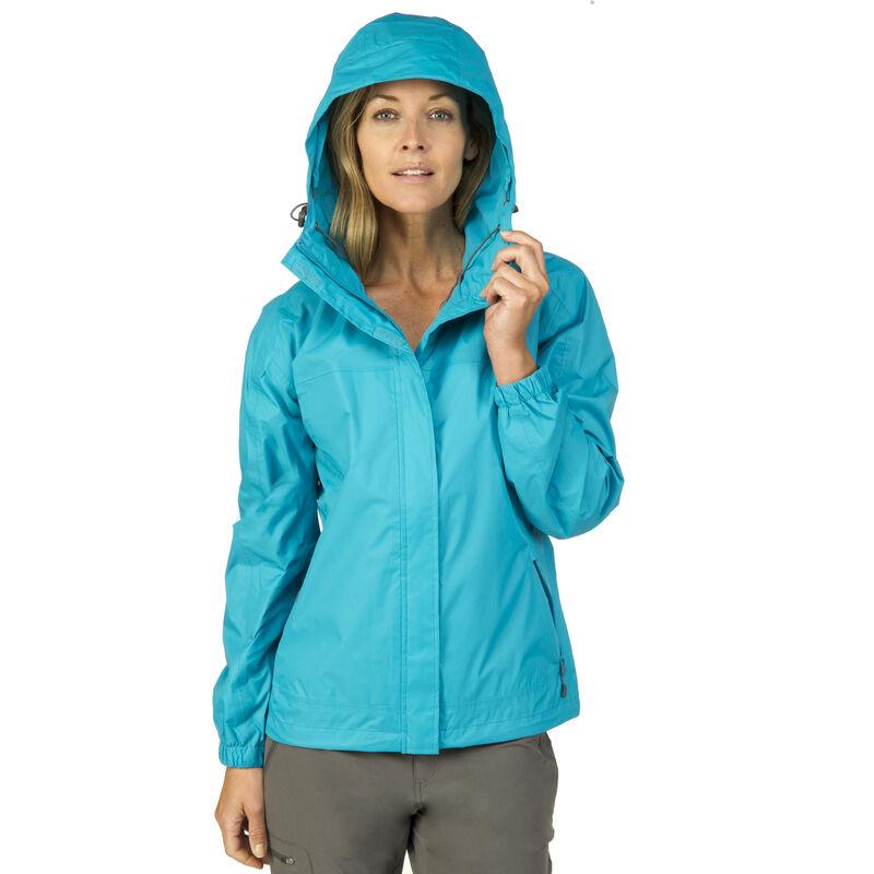 Ultimate Terrain Women's Thunder-Cloud II Rain Jacket image number 11