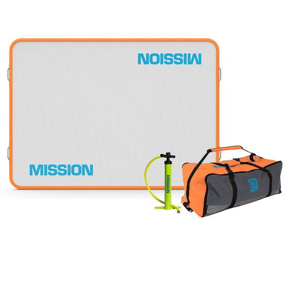 """Mission Reef Mat, 98"""" x 71"""" x 4"""""""