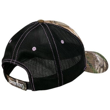 Browning Women's Tagged Out Mesh-Back Cap