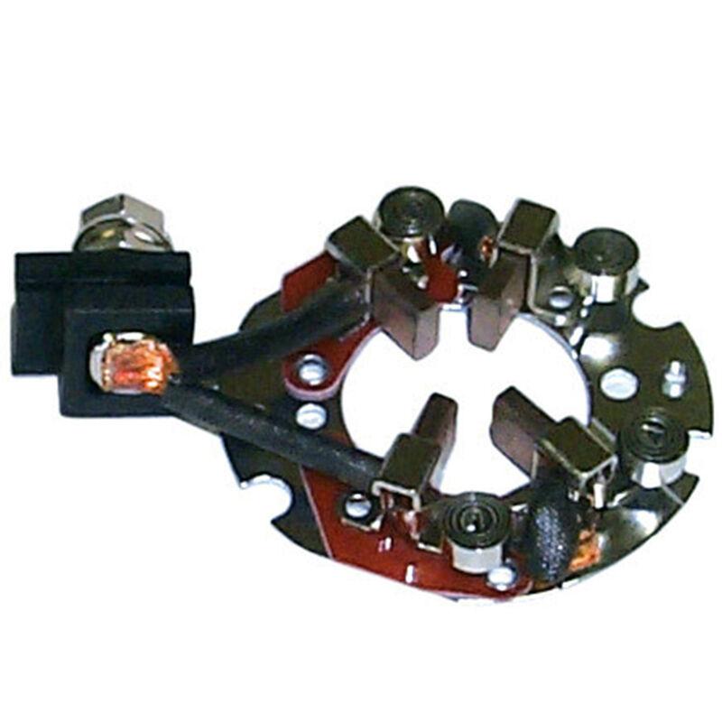 Sierra Brush Holder Assembly For Yamaha Engine, Sierra Part #18-56006 image number 1