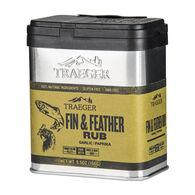 Fin & Feather Rub, 5.5 oz.