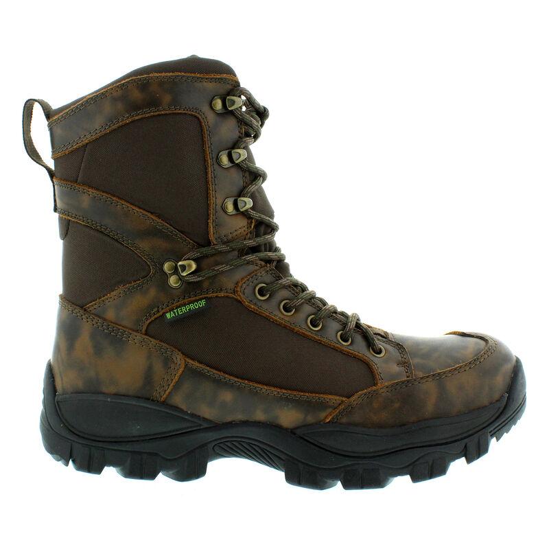 Itasca Men's Erosion Waterproof Hiking Boots image number 2