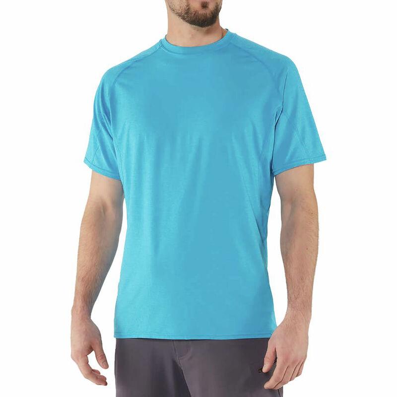 NRS Men's H2Core Silkweight Short-Sleeve Shirt image number 4