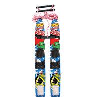 Airhead Monsta Splash Trainer Water Skis