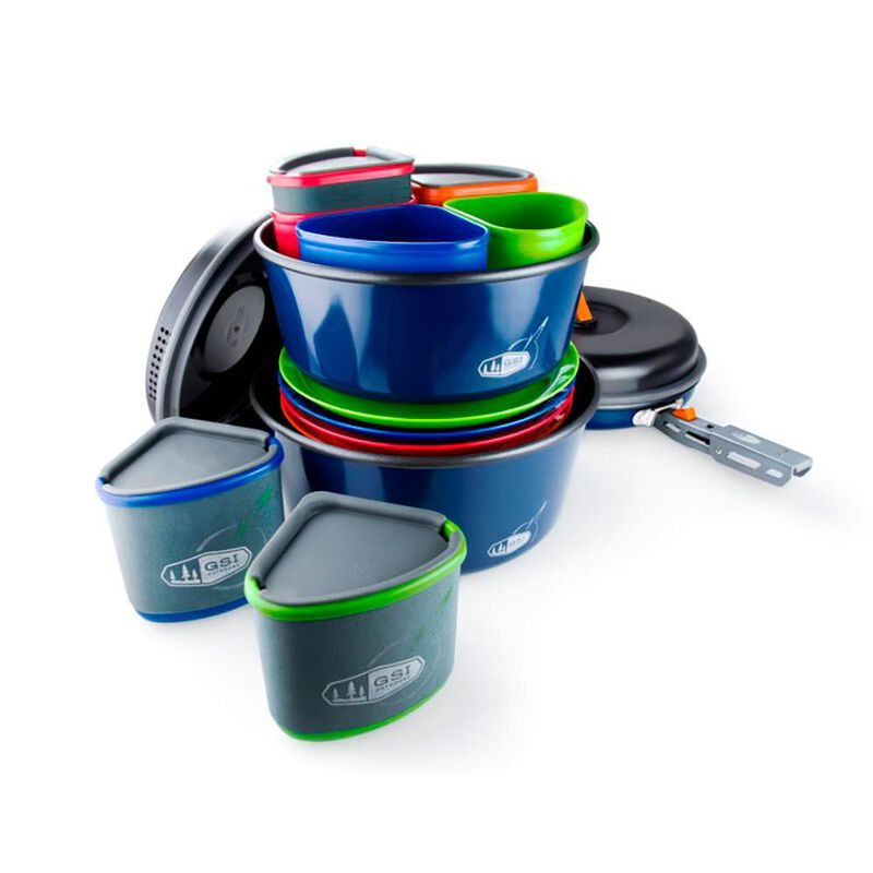 GSI Outdoors Bugaboo Camper Cookware Set image number 4