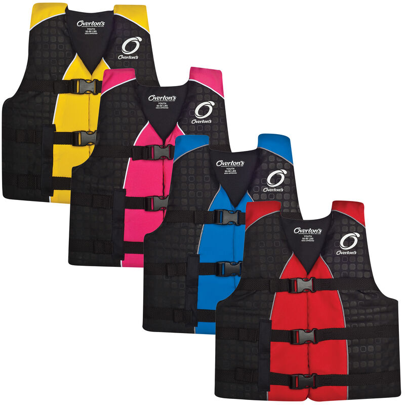 Overton's Youth Nylon Vest image number 1
