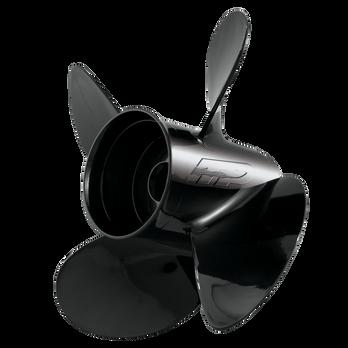 Turning Point Hustler 4-Blade Modular Prop / Aluminum, 15 dia. x 15 pitch, LH