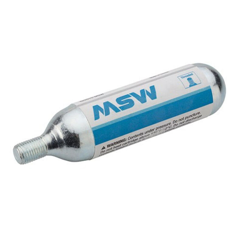 MSW CO2 Cartridge, 20G image number 1