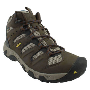 KEEN Men's Koven Waterproof Hiking Shoe