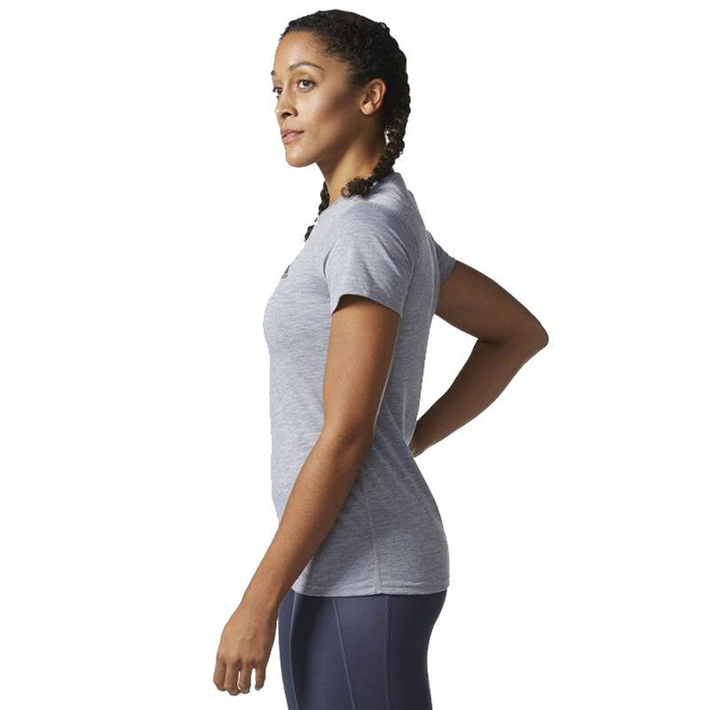 Adidas Women's Ultimate Short-Sleeve Tee image number 2