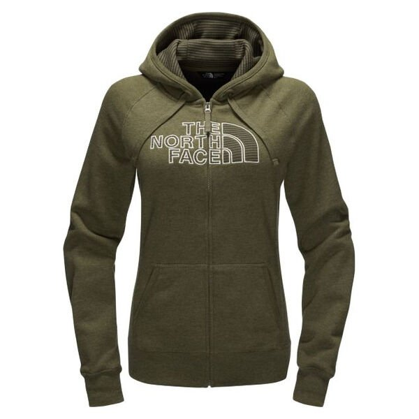 The North Face Women's Avalon Half Dome Full-Zip Hoodie