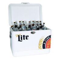 Miller Lite Ice Chest, 54 Qt.