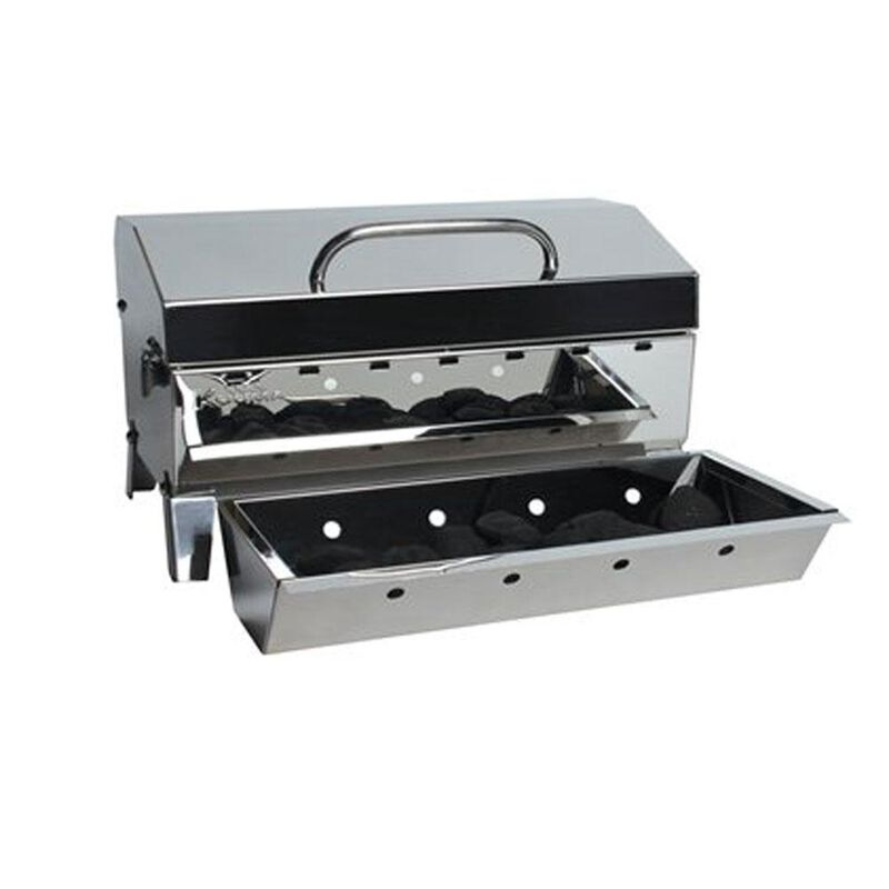 Kuuma Stainless Steel Grills - Charcoal Grill image number 2
