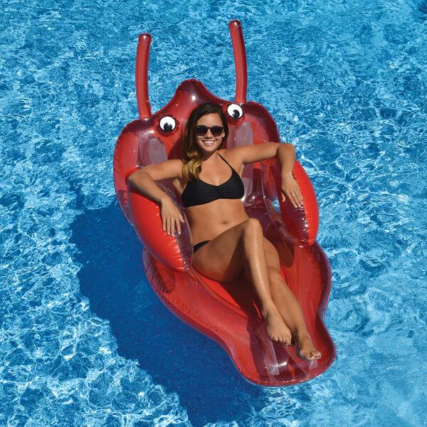 Swimline Lobster Lounge Float