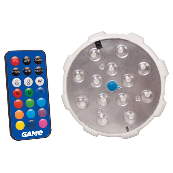 Game Color-Changing Pool Wall Light
