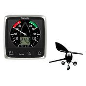 Raymarine i60 Wind Display System with Masthead Wind Vane Transducer