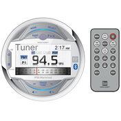 Dual MGH30BT AM/FM/USB/MP3/WMA Bluetooth Receiver