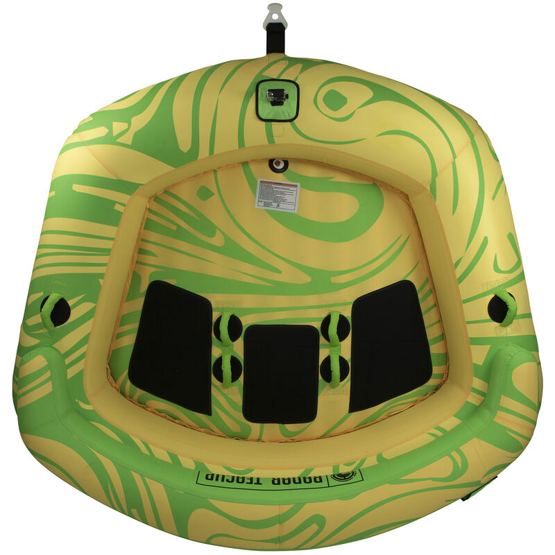 Radar Teacup 3-Person Towable Tube image number 1
