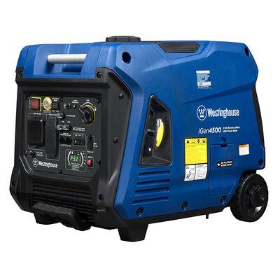 Westinghouse iGen4500 4,500/3,700 Watt Gas Inverter Generator