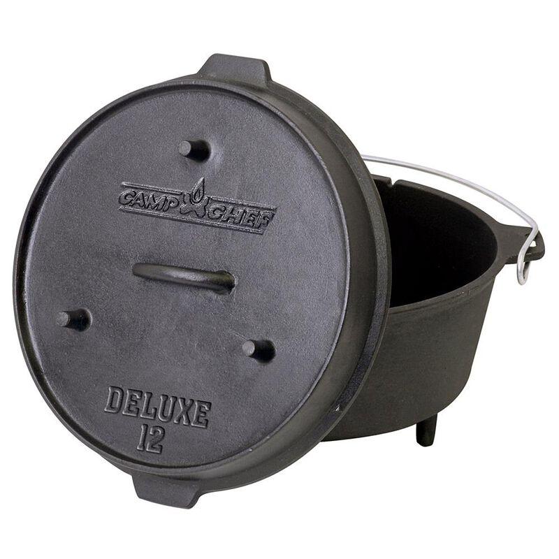 Cast Iron Dutch Oven, 9 Qt. image number 1